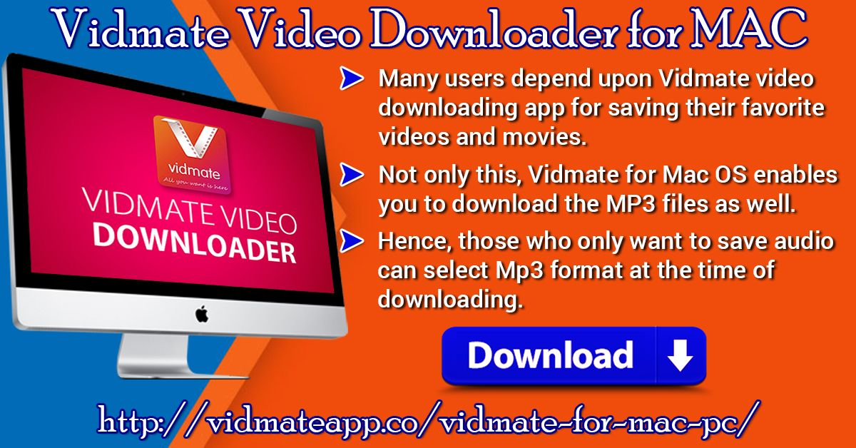Pin by Vidmate App on Vidmate For Mac PC Mac pc, Mac os, Mac