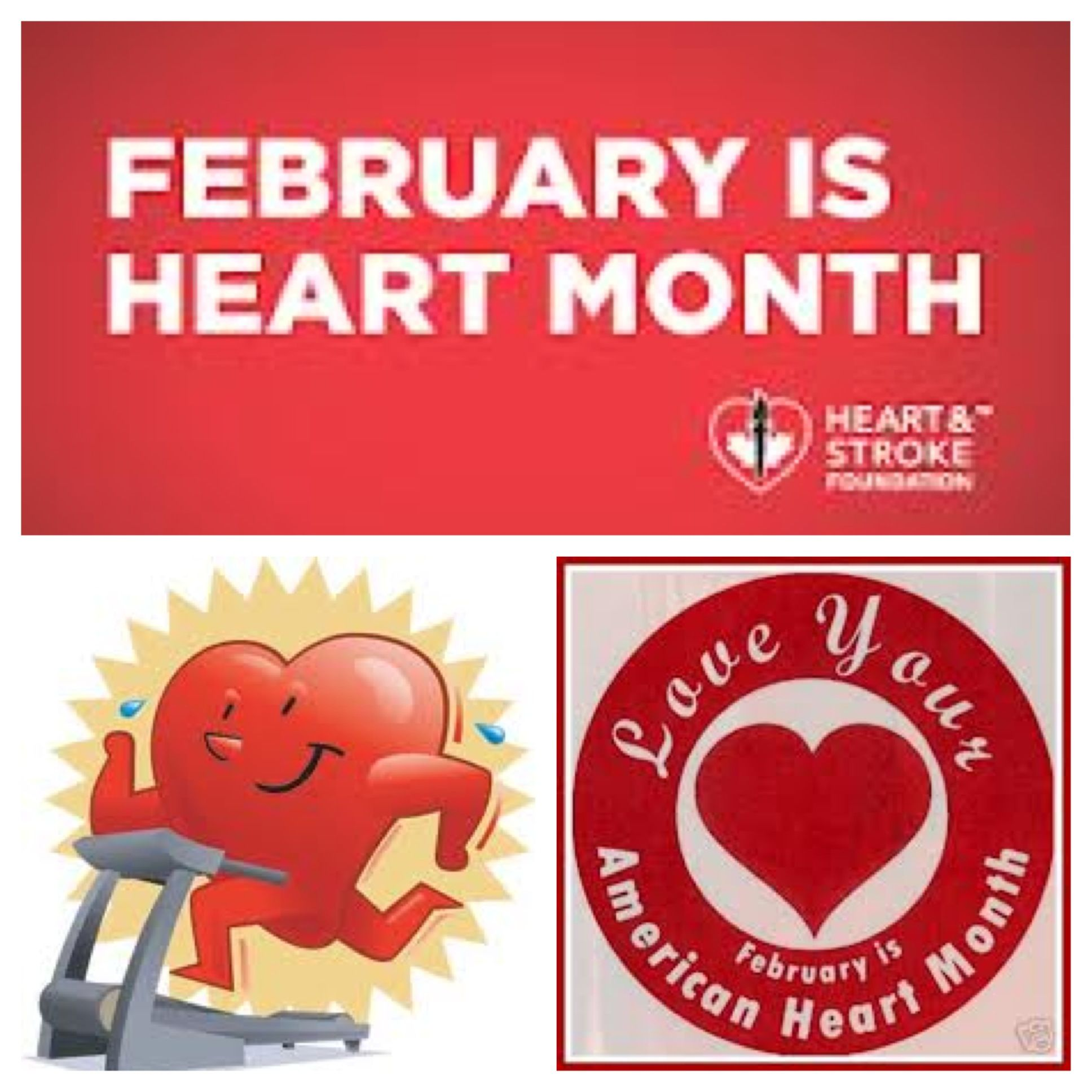 Heart Month Go Red Tips On How To Be Heart Smart