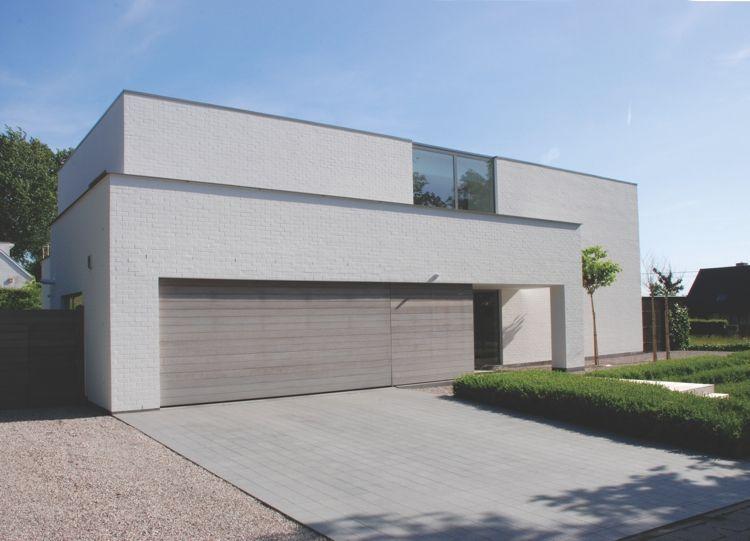 Halfopen bebouwing voorbeelden google zoeken home pinterest architecture house and future for Modern huis binnenhuisarchitectuur villas