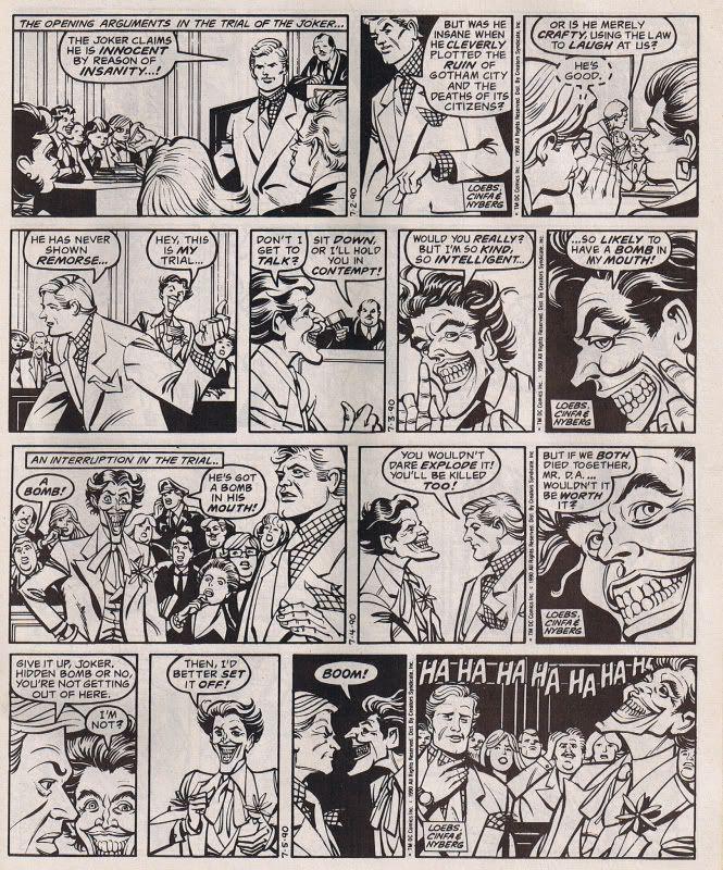 Old Joker Batman Comic Page Google Search Corsages