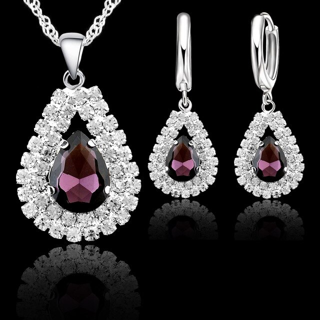 30++ Womens jewelry sets silver viral
