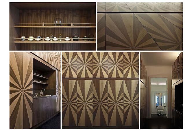 The Studio interior design by Pietro Russo e Simone Fantoni