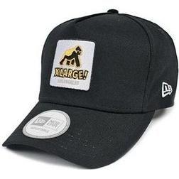 New Era Xxlarge Patch D-Frame Trucker Hat  a672d8b559df