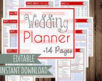 Wedding Planner Diy Wedding Binder Wedding By Mamasgotittogether