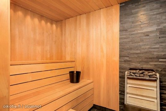 Myynnissä - Rivitalo, Pukinmäki, Helsinki:   #sauna #oikotieasunnot