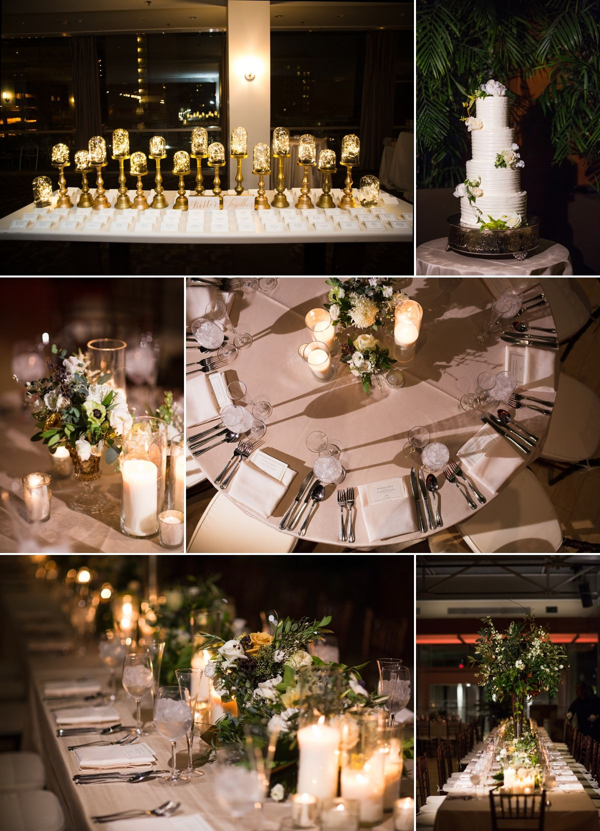 Fairy Lights Country Wedding Flowers Floral Wedding