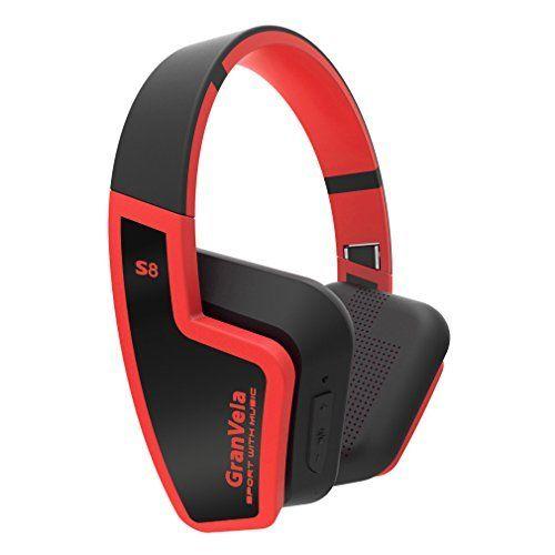 Cheap Bluetooth 4 0 Headphones Granvela S8 Foldable Wireless