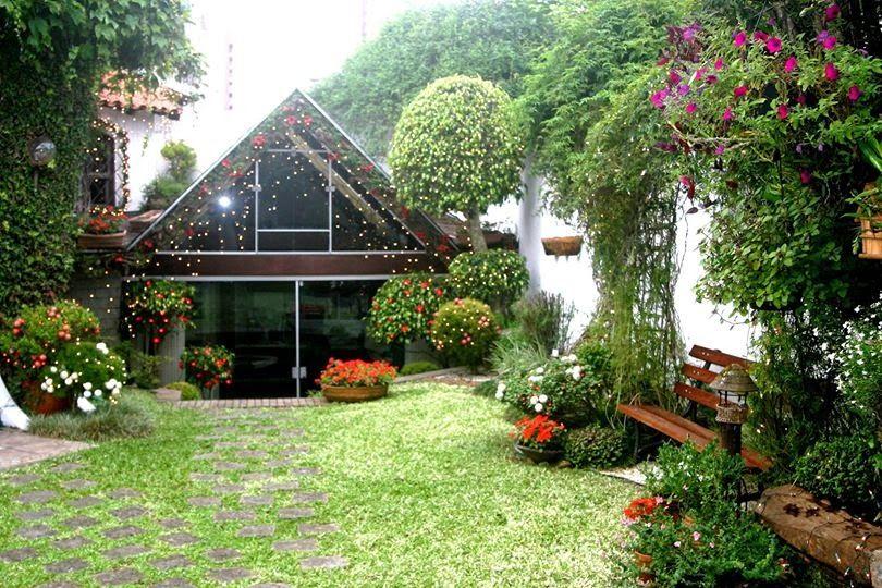 Fábrica de Idéias - Tudo em Paisagismo e Decoração: Renove Seu Jardim