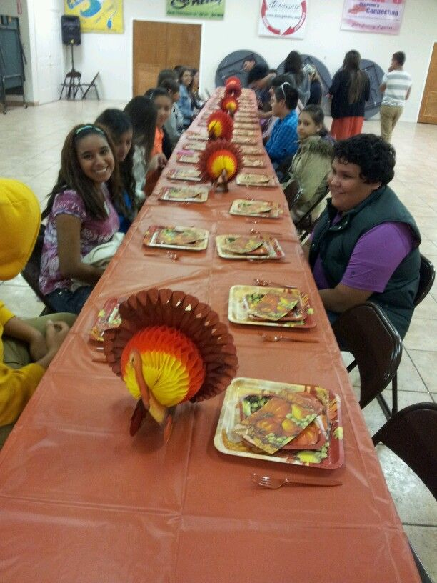 Infuse Thanksgiving Dinner