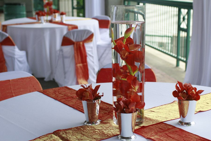Watering Cans For Centerpieces Coral Colored Water Vase Wedding