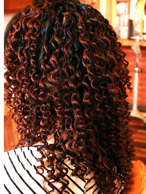 Sprial Perms Spiral Perm Video Curls Flickr Sharing