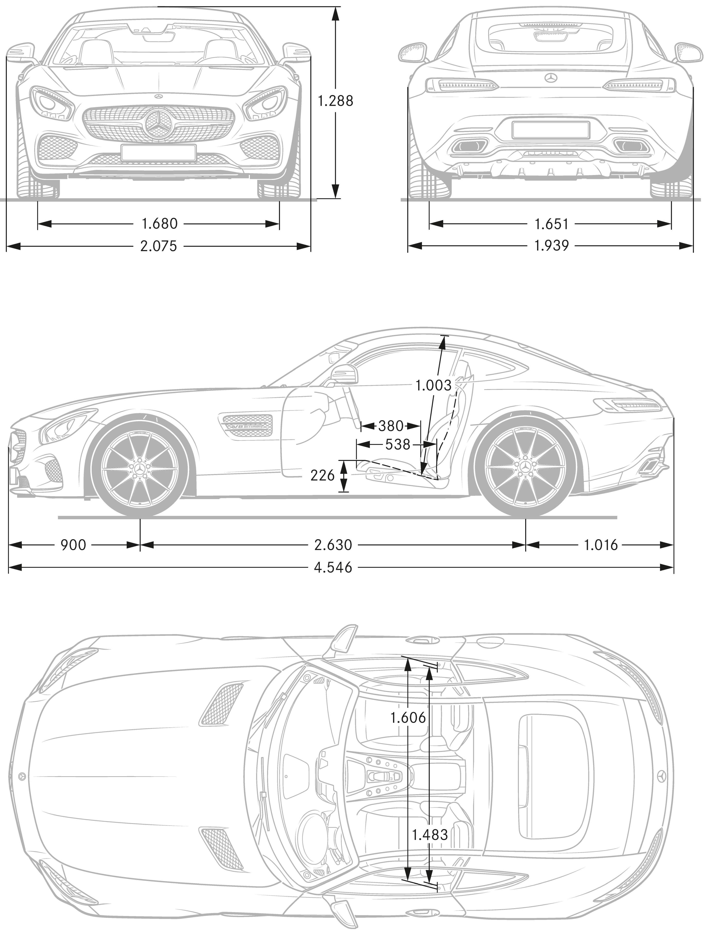 Pin By Peter Piper On Vehicle Blueprint
