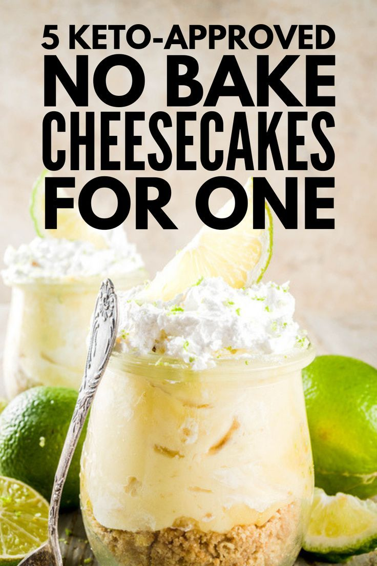 Eat Dessert First! 20 Guilt-Free No Bake Keto Cheesecake Recipes
