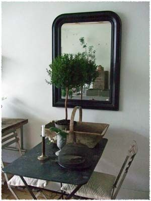 French industrial chic
