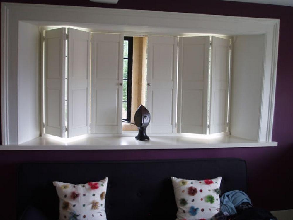 Solid Shutters, Window Shutters | Abbey Blinds U0026 Curtains   Abbey Blinds U0026  Curtains