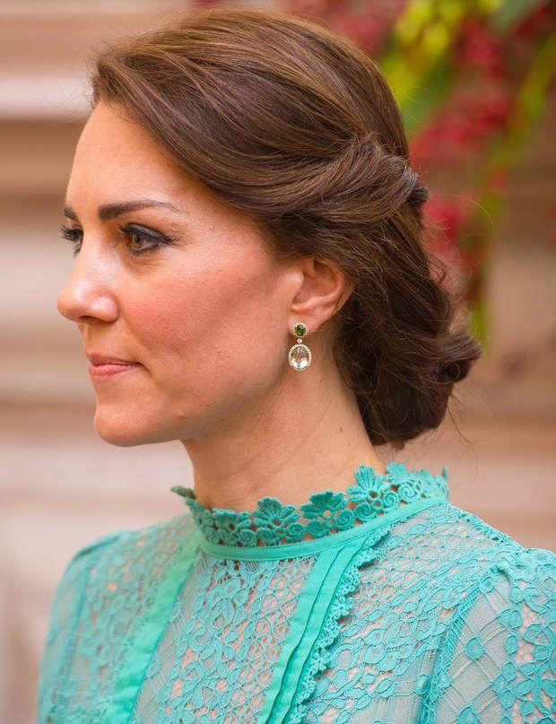 Kate Middleton ses plus jolies coiffures décryptées