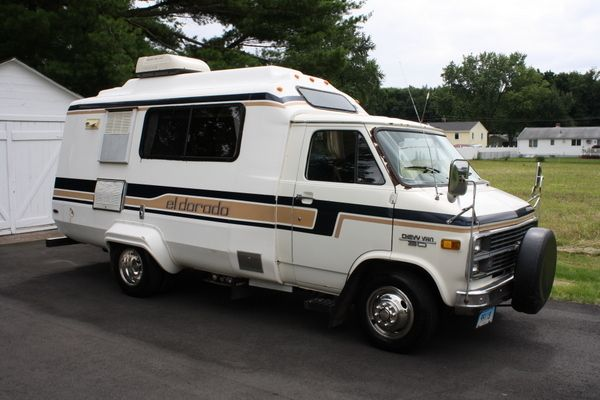 1983 Chevrolet Eldorado Conversion Van