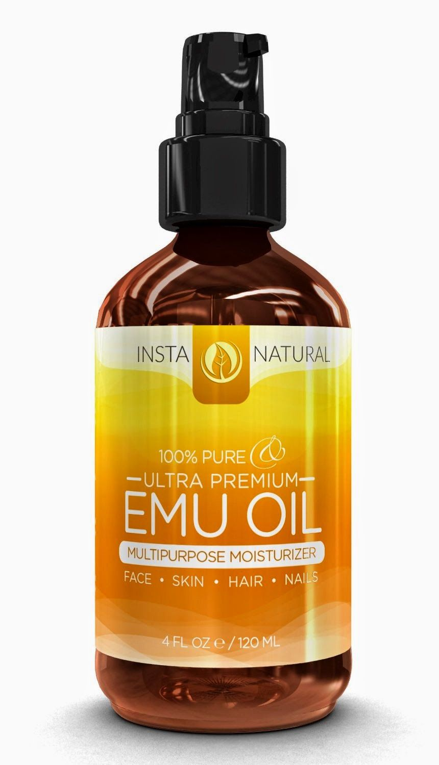 100 Pure Emu Oil Best Natural Oil For Face, Skin, Hair