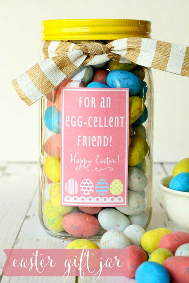 The 11 best diy easter candy jars easter candy easter and holidays here are the 11 best diy easter candy jars that are easy to make look negle Choice Image