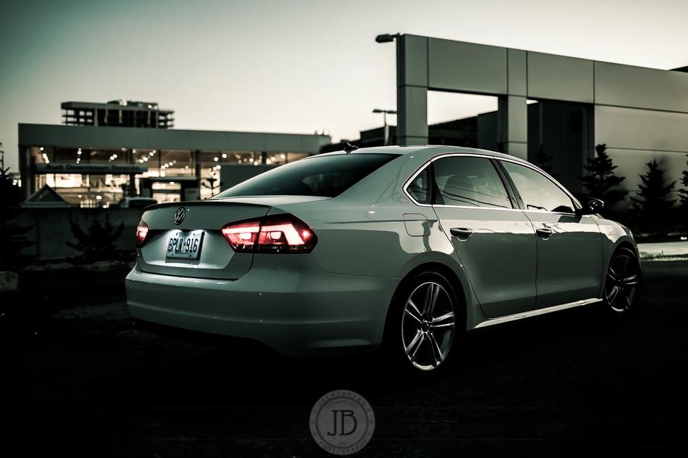 B7 Passat 2.5L (Sports Package) with H&R Sport Springs
