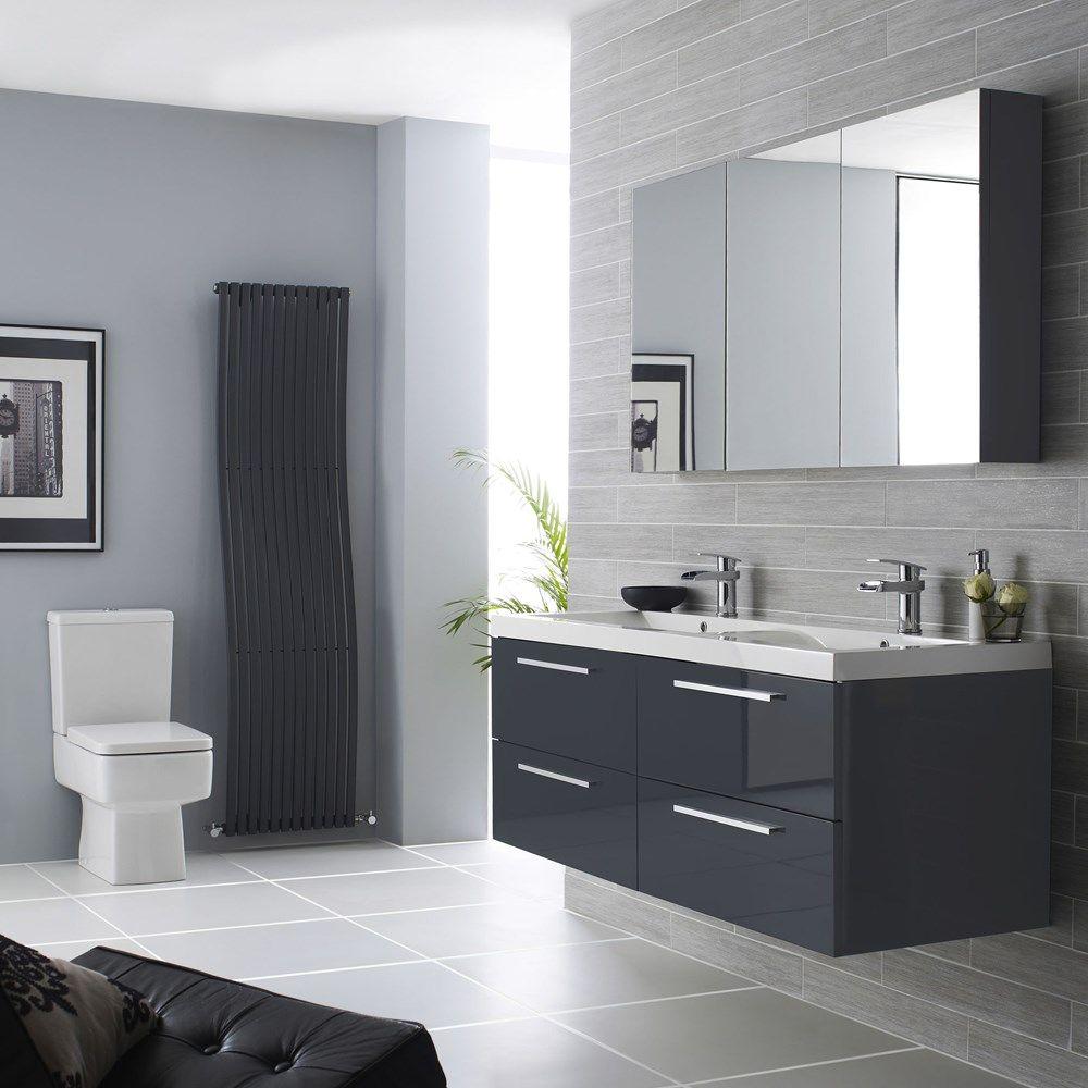 gray bathroom ideas Grey Bathroom Ideas for a Chic and Sophisticated Look