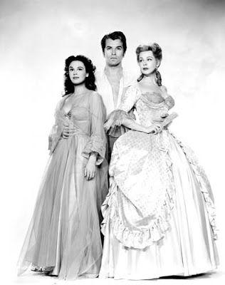 "Vintage Glamour Girls: Arlene Dahl, Fernando Lamas & Patricia Medina in ""..."