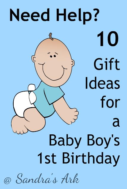 Sandras Ark 10 Gift Ideas For Baby Boys First Birthday
