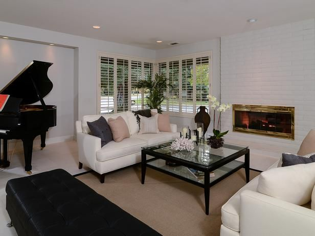 Hgtv Designs For Living Room Best Transitional Livingrooms From Kerrie Kelly On Hgtv  Ideas For Design Inspiration