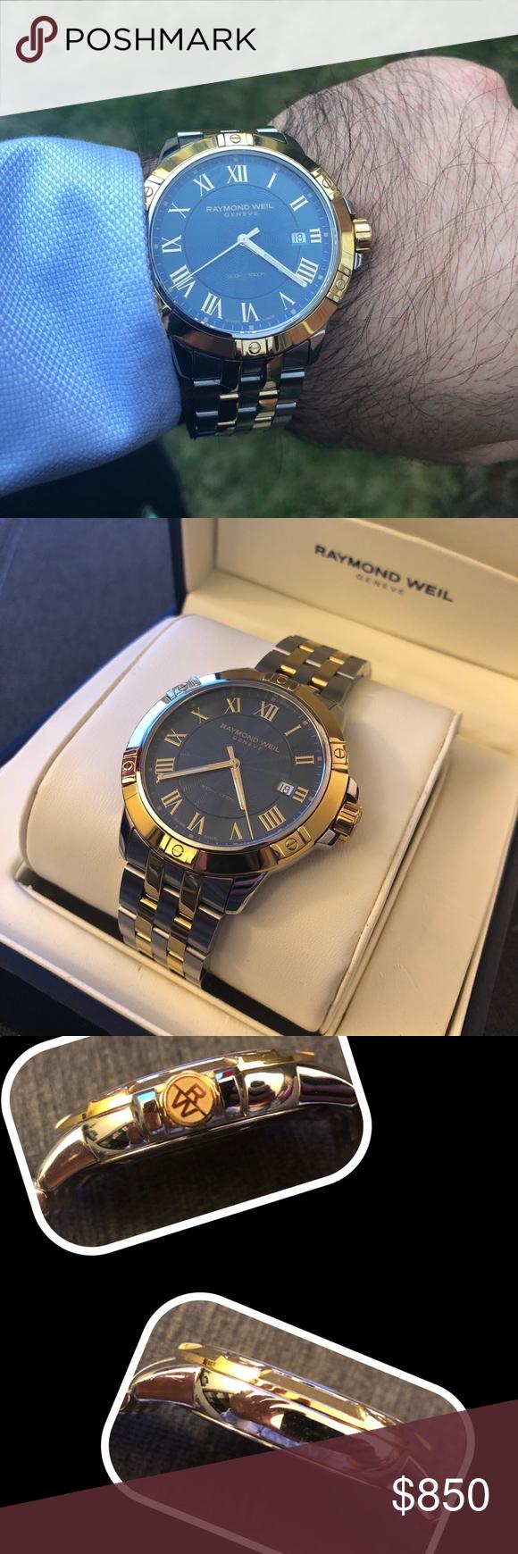 75e96c4b11 Raymond Weil 8160-STP-00508 Mens Wrist Watch. -This tango classic men s