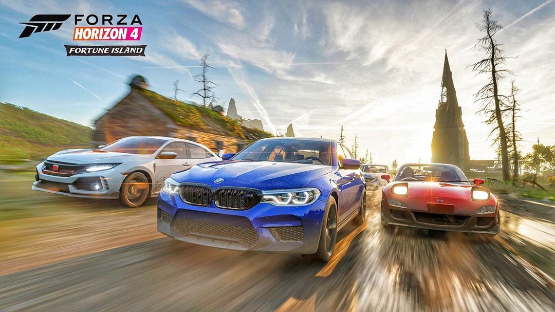 Forza Horizon 4 Forzahorizon4 Gaming Gamingsetup Pcbuild