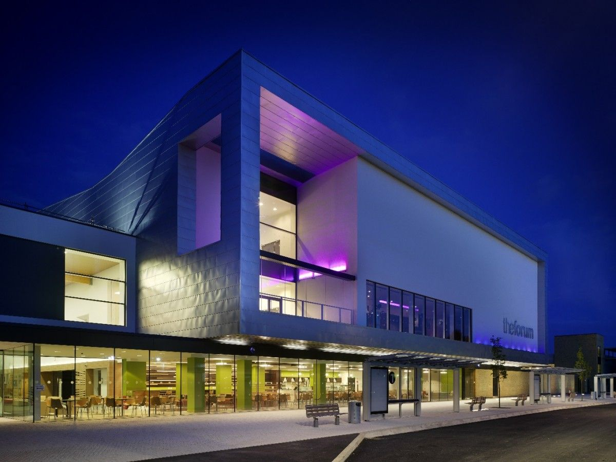 University of Hertfordshire - A hub for Engineering and