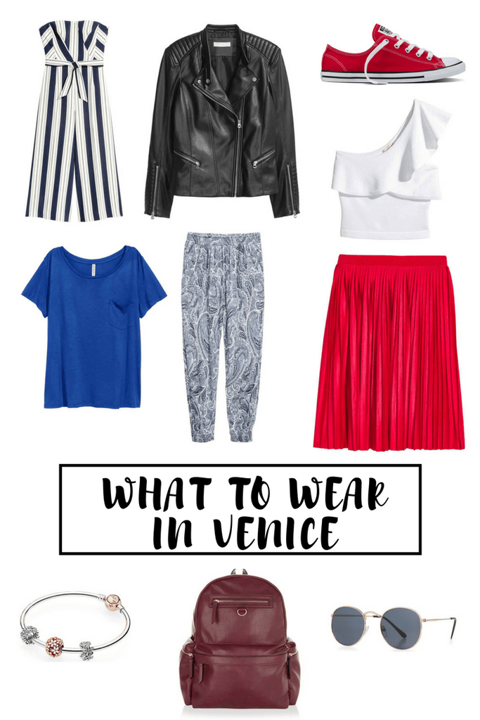 What I Wore in Venice, Italy - The Little Backpacker