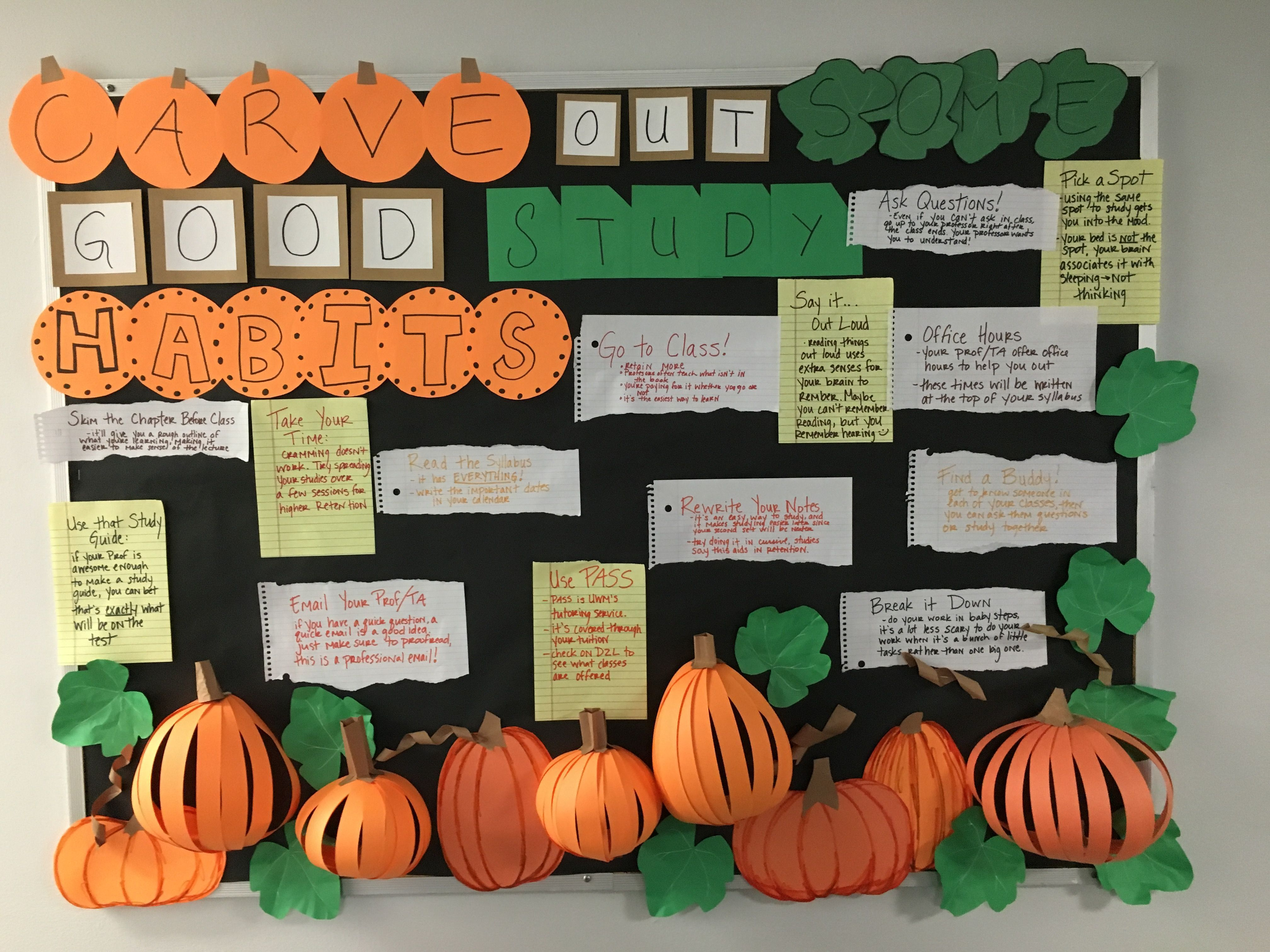 October Bulletin Board #reslife #bulletin #board #bulletinboard #ra #october #halloween #studytips #pumpkins #octoberbulletinboards October Bulletin Board #reslife #bulletin #board #bulletinboard #ra #october #halloween #studytips #pumpkins #octoberbulletinboards October Bulletin Board #reslife #bulletin #board #bulletinboard #ra #october #halloween #studytips #pumpkins #octoberbulletinboards October Bulletin Board #reslife #bulletin #board #bulletinboard #ra #october #halloween #studytips #pump #halloweenbulletinboards