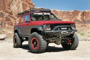 Jeep Cherokee Xj Upgrades And Modifications 4wheel Off Road Magazine Jeep Cherokee Xj Jeep Cherokee Jeep Xj