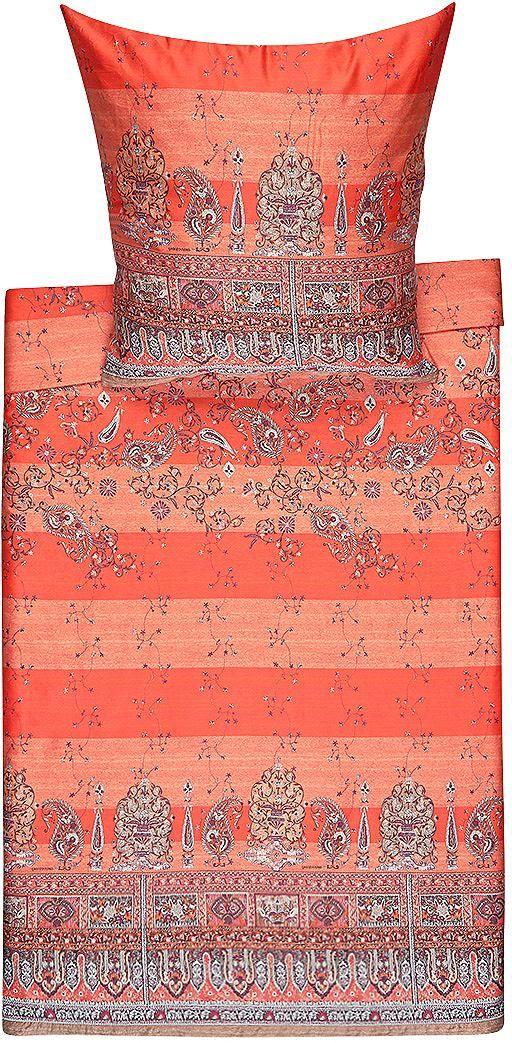 wunderbare bettwsche correggio von bassetti diese bettwsche berzeugt durch tolle farben und ein - Bettwasche Paisley Muster