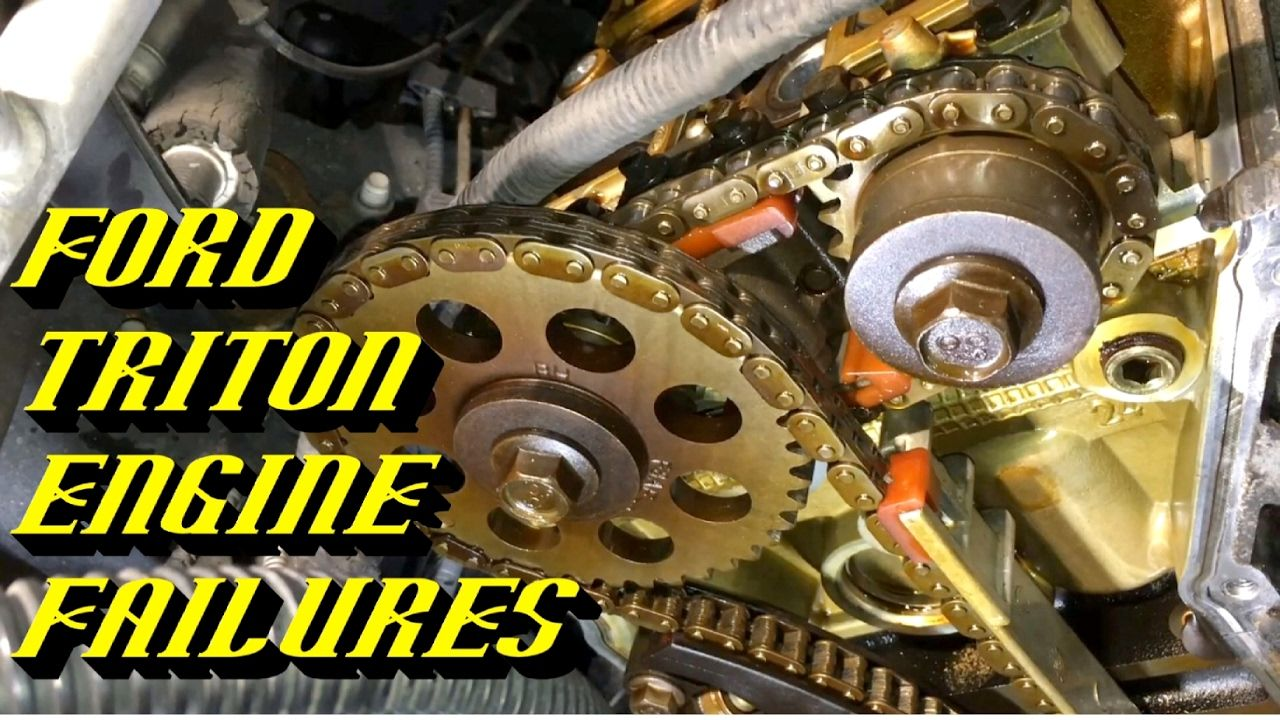 Ford 4 6l 5 4l Triton Engines Common Failure Points To Watch Out For Car Repair Service Ford Engineering