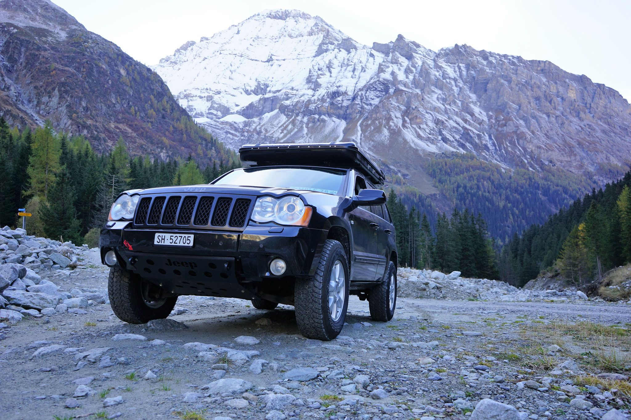 jeep grand cherokee 3 0 crd wh wk overland expedition. Black Bedroom Furniture Sets. Home Design Ideas