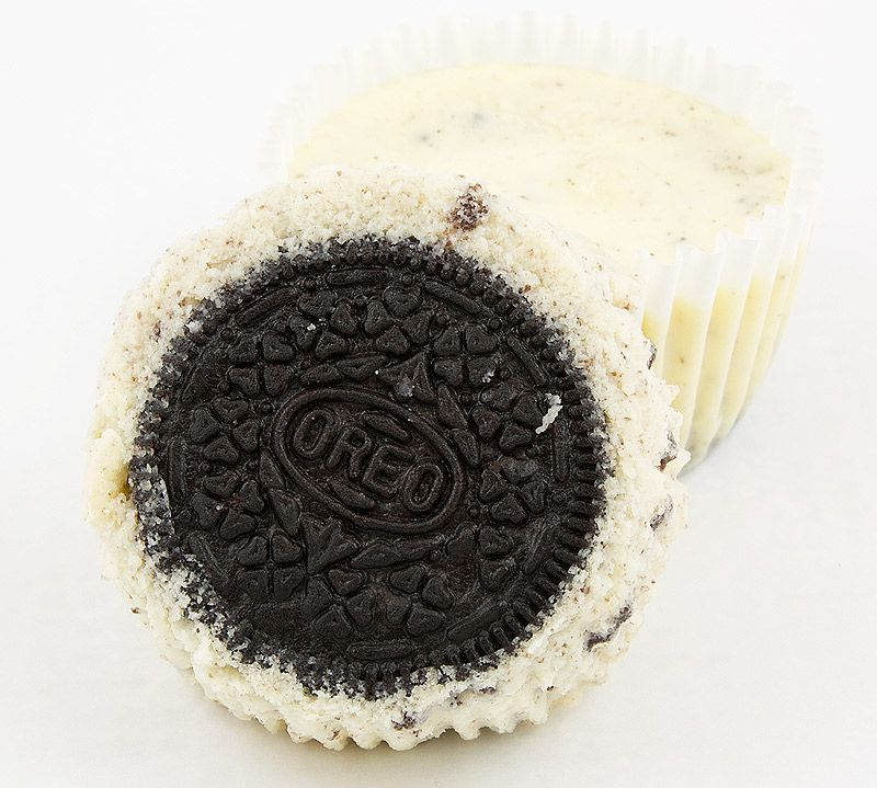 Oreo Cookies And Cream Cheesecake Cupcakes Martha Stewart S