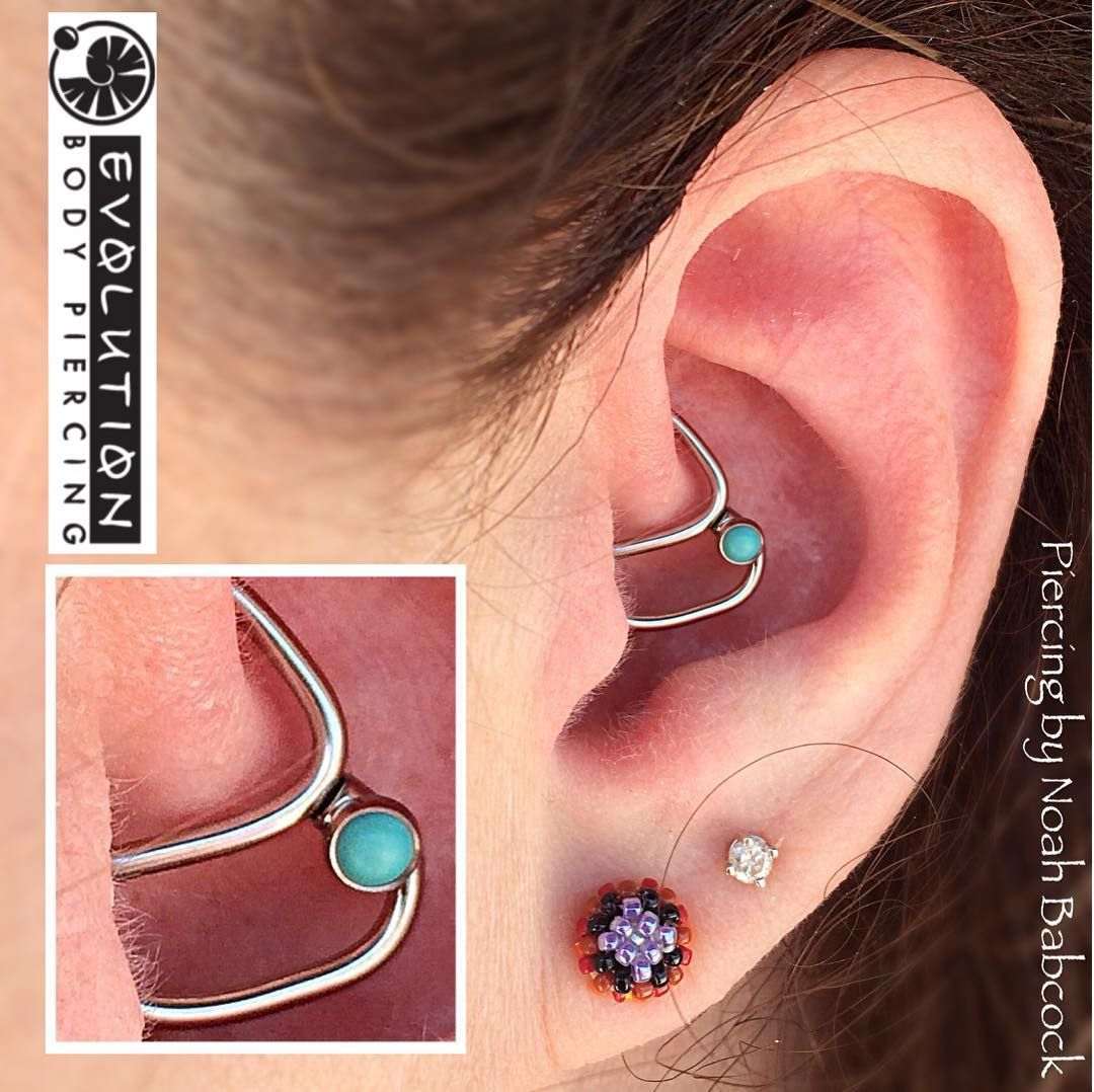 Pin By Virginia On O To Pierce Or Not To Pierce Daith With