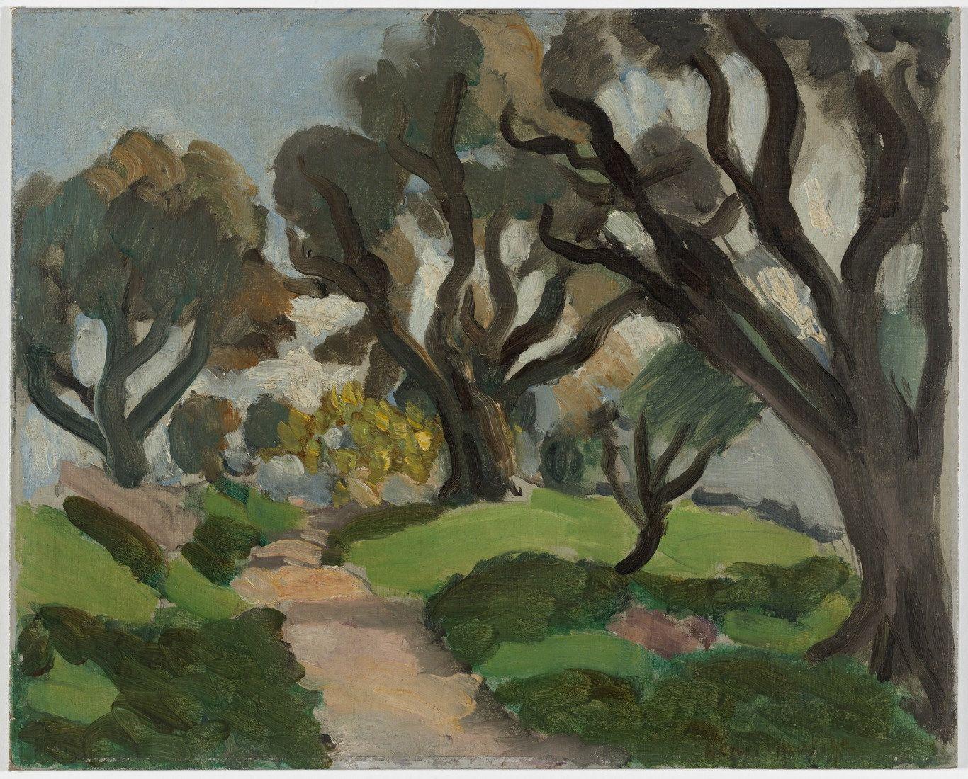 Картинки по запросу landscape henri matisse paintings