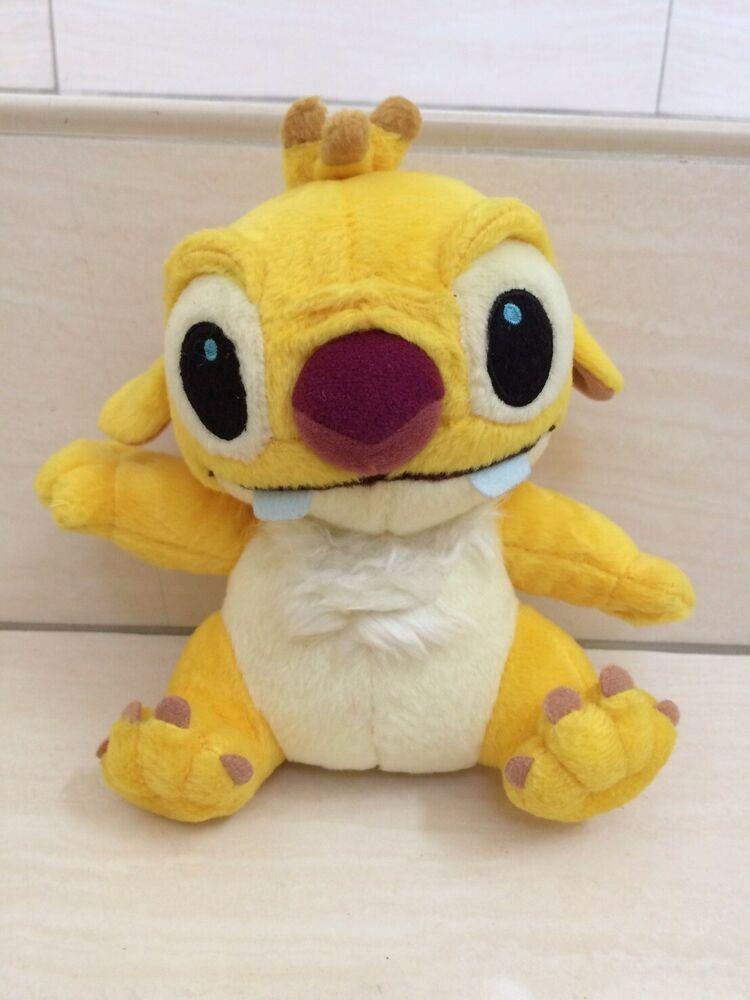Disney reuben plush doll lilo stitch friends theme