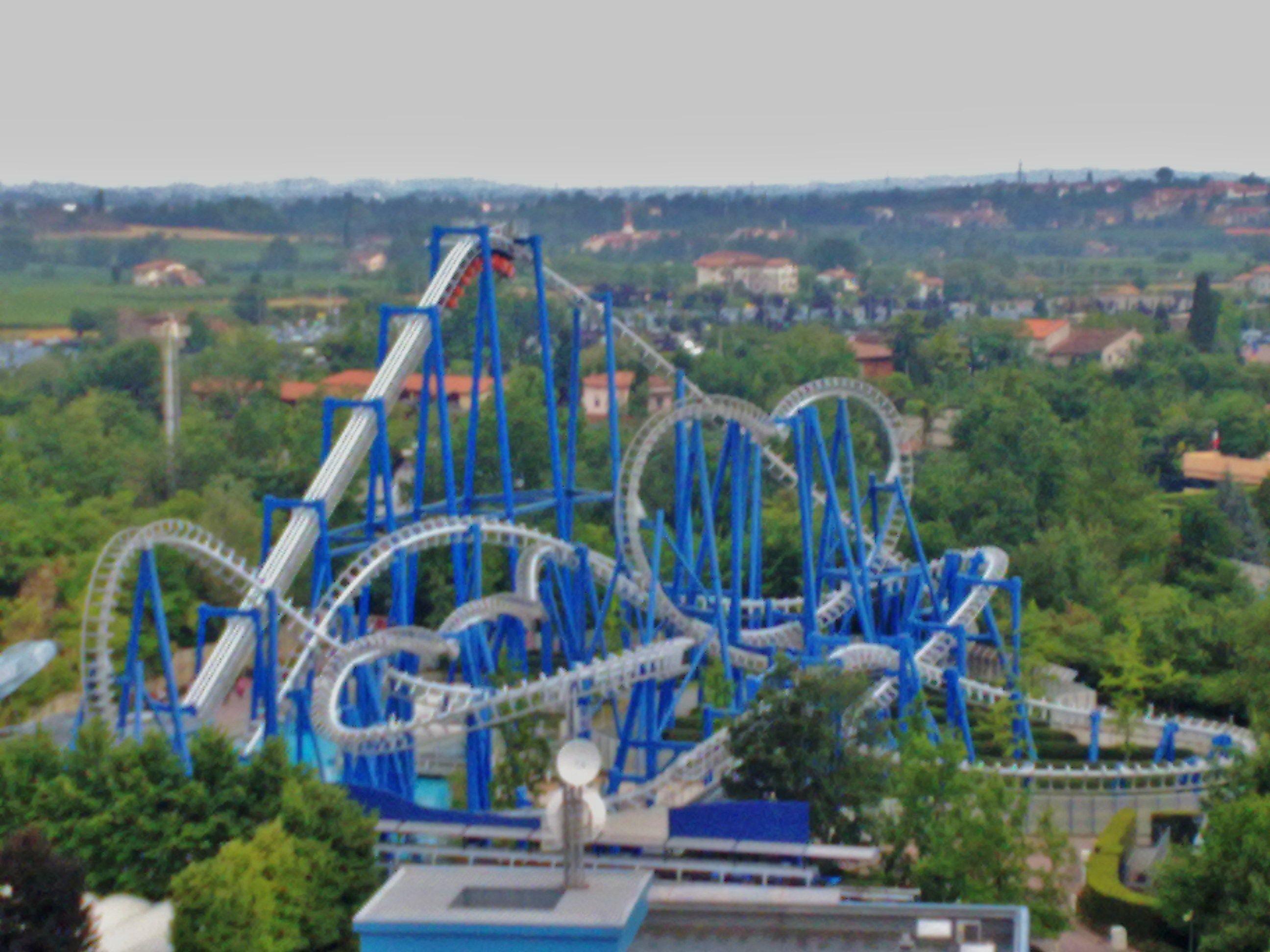 blu tornado