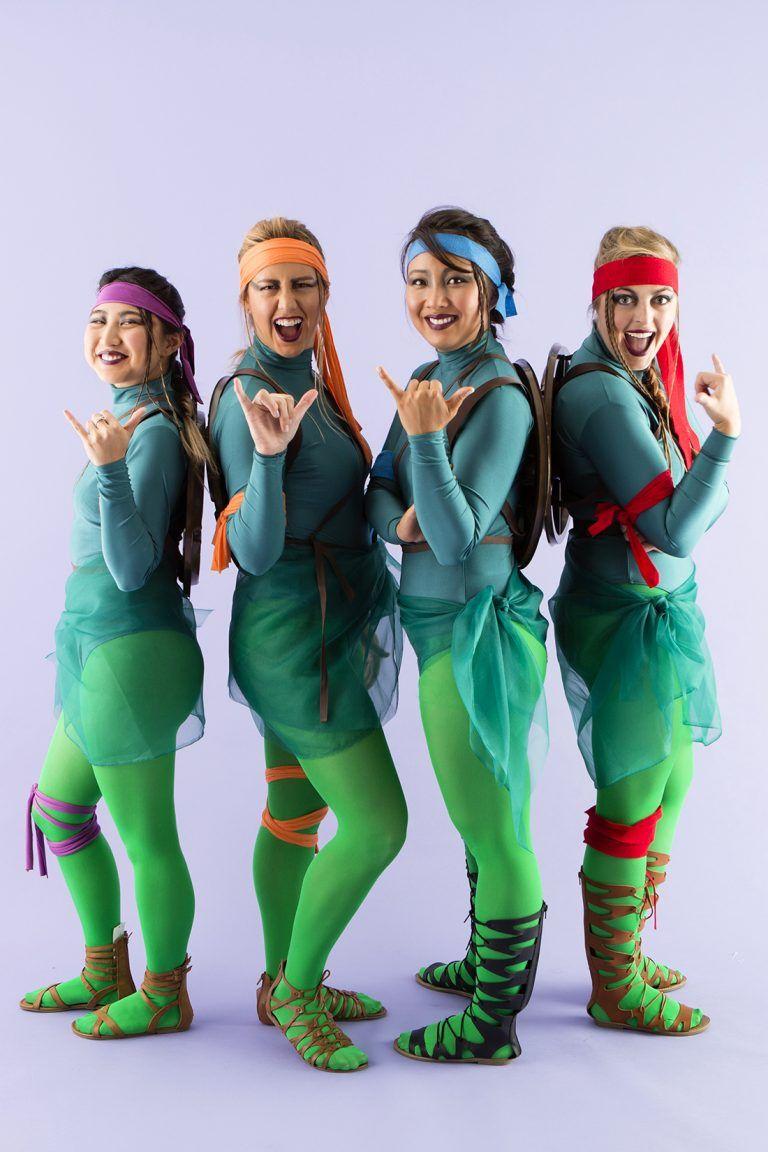 Love this teenage mutant ninja turtles diy group halloween costume love this teenage mutant ninja turtles diy group halloween costume idea solutioingenieria Image collections