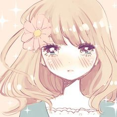 Fille De Manga Qui Pleure Dessin Manga Image Manga Manga Kawai