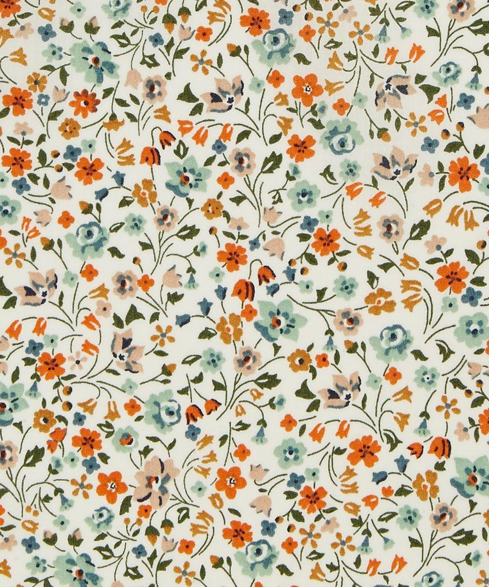 2015 Ditsy Floral Design: Liberty Art Fabrics Kimberly Sarah Tana Lawn Cotton