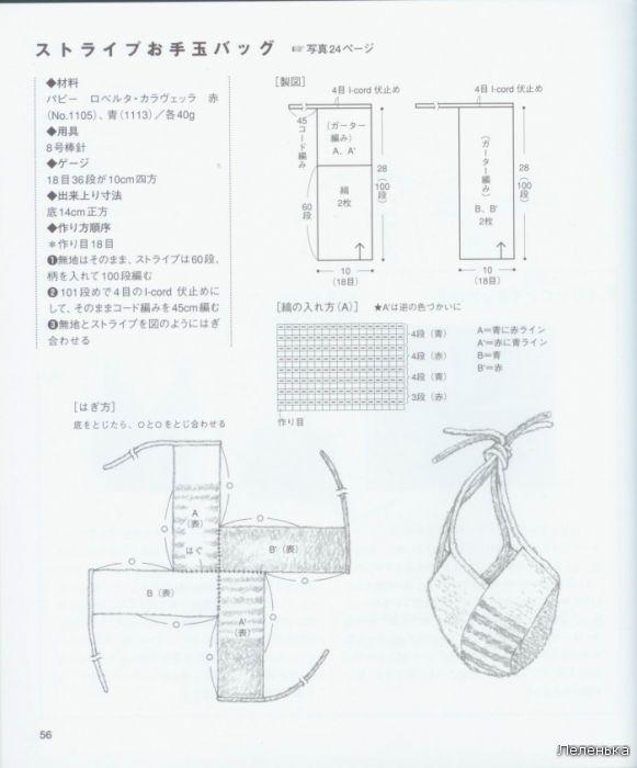 Вяжем по-новому: сумки.. | bolsas crochet | Pinterest | Coser