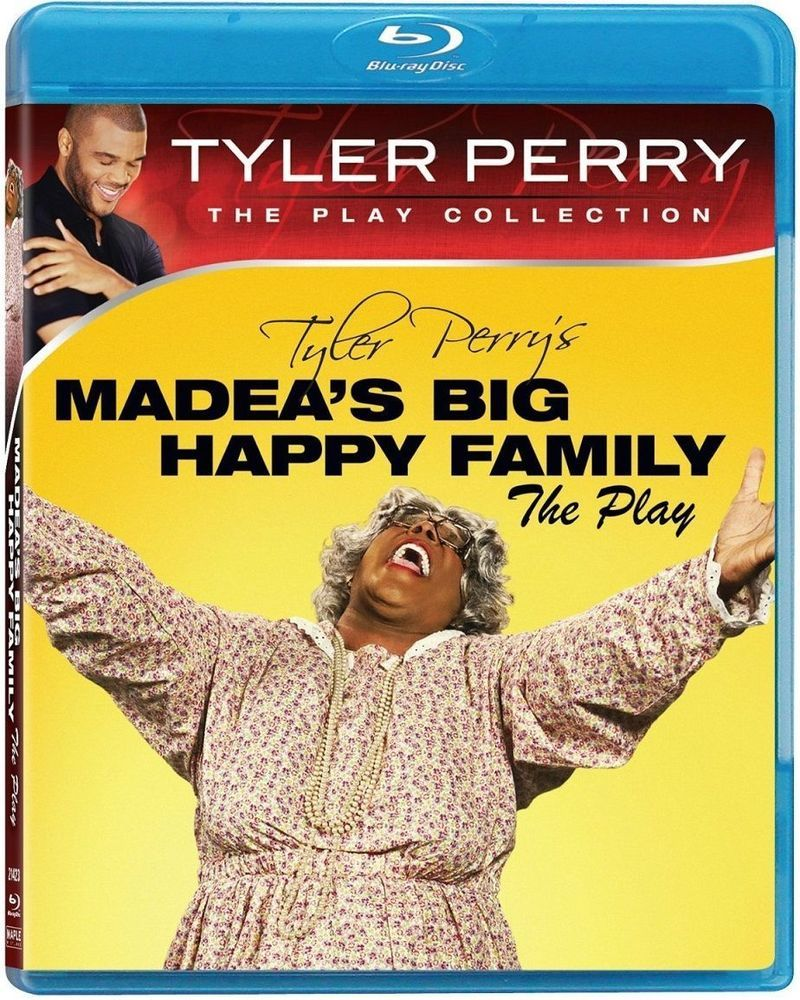 watch tyler perry madea big happy family the play