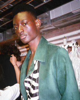 5 Names You Need To Know From The New York Men S Shows Fashion Designer New York New York Mens Mens Fashion Cat