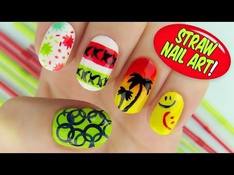 Water Marble Nail Art How To Water Marble Your Nails Step By Step