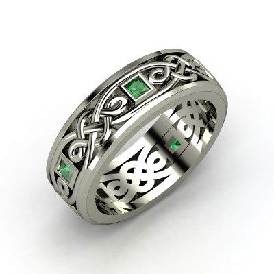 Beautiful Men S Irish Wedding Band Mens Jewelry Sterling Silver Mens Gold Chains For Men